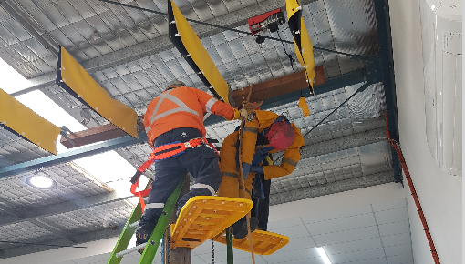 ASP Safety Refresher,Working near overhead power lines sydney