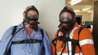 Confined Space (Initial ) Training for ESI Workers - Sydney - Emu Plains