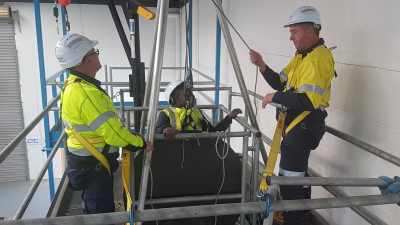 Confined Space Initial Training Level 1 and Level 2 - Central Coast (NSW) - Tuggerah