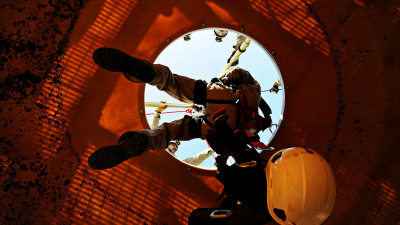 Confined Space Initial Training Level 1 and Level 2 - Illawarra - Port Kembla