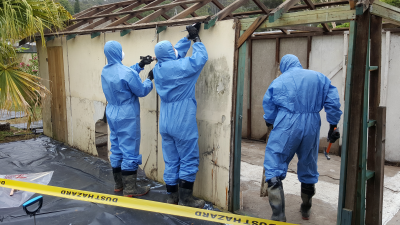 Asbestos Removal Training for Building and Demolishion