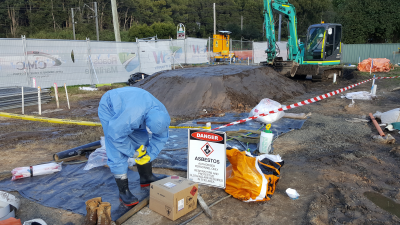 Asbestos Removal Training for Civil Construction
