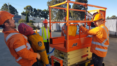 Ausgrid Safety Rules and Ausgrid ASP annual Rescue Refresher Training - Sydney - Blacktown - Central Coast - Newcastle