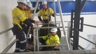Ausgrid Compliant Confined Space (Refresher) Prerequisite Training - Sydney - Emu Plains