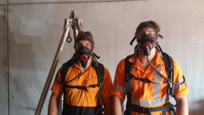 Sydney Water Compliant Confined Space Entry (Initial) Training - Sydney - Emu Plains