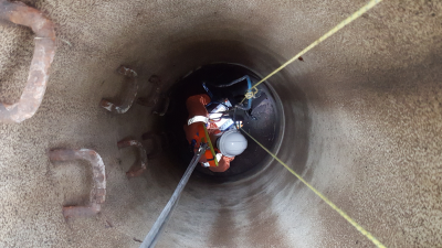 Sydney Water Confined Space Initial Training Level 1 and Level 2 - Illawarra - Port Kembla