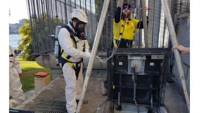 Sydney Water Confined Space Entry (Refresher) Training - Sydney - Emu Plains