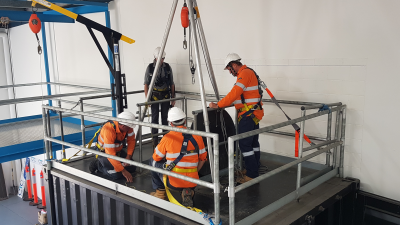 Ausgrid Compliant Confined Space (Initial) Prerequisite Training