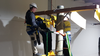 NSW ASP Working Safely at Heights Training